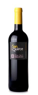 ABADIA DE SAN QUIRCE 6, 2015 DO RIBIERA DEL DUERO Type of grape  :Tinta fina- Tempranillo 100% AÑADAS. 2015 Aging :6 months in barrel