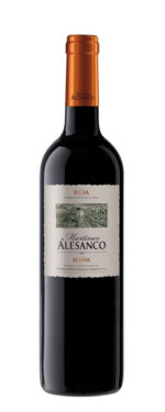 ALESANCO Reserva 2012 DOC RIOJA ALTA Blackcurrants, blackberries and ripe cherries that evolve slowly along with the vanilla from the wood to show the great aroma complexity of this rich wine that leaves flavors lingering on the palate.