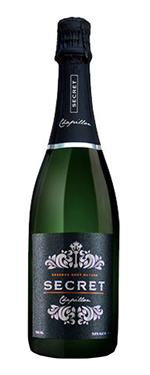 CHAPILLON SECRET  DO CAVA-CALAT   (Artesanal Cava from Aragon)PREMIUM CAVA   75% Chardonnay,   25 % Macabeo