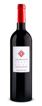 CHAPILLON CUVEE PAUL 2015 DO CATAYUD OAK: 12  month VARIETIES: 100% Old Vine Garnacha( 70 years) Area: DO Calatayud