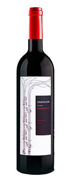 CHAPILLON CUVEE HARMONIE 2015 VDT Aragon 90% Petit Verdot  10 % Tannat OAK. 12 Month REGION:  ARAGON (Calatayud)