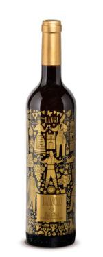 LANGA CLASSIC,2015 D.O.P CALATAYUD ( 90 Pts James Suckling) Region: D.O.P CALATAYUD Town of production: CALATAYUD Varietal: 100% Old Vine Garnacha  Total production of the wine: 80 000 bot. Age of vines used to produce wine: 80 years Yield: 1000/1500 Kg/ha